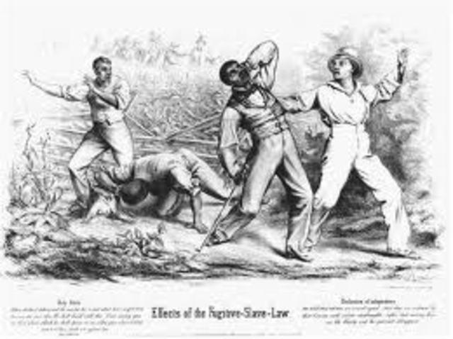 Fugitive Slave Laws