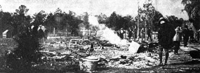 Rosewood Massacre
