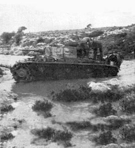 Afrika Korps in North Africa
