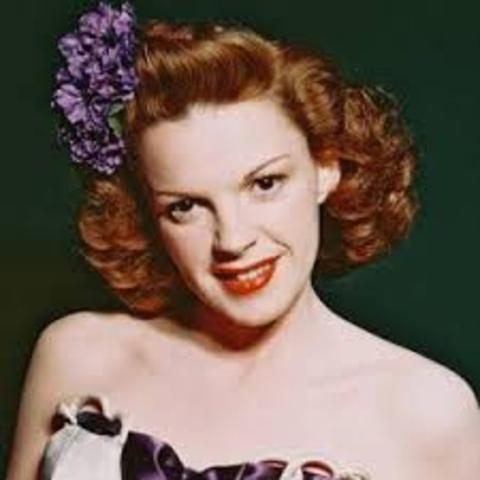 Over The Rainbow-Judy Garland