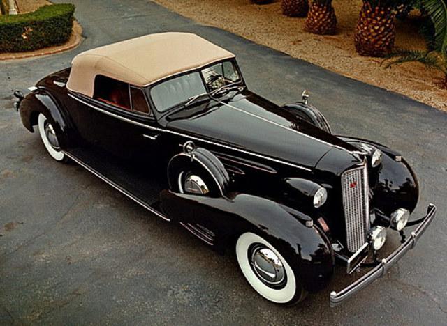 1936 Cadillac V16 Series 90