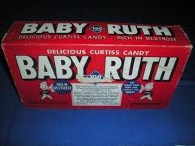 1935 Candy brands known nation wide
