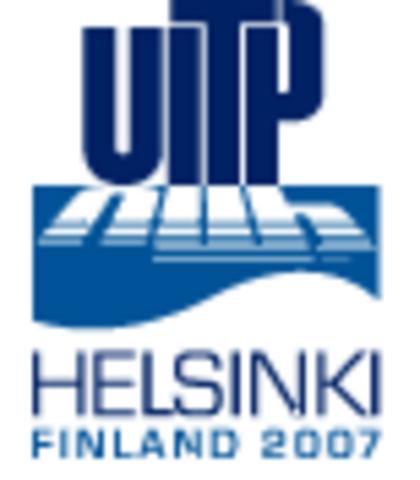 UITP World Congress Helsinki