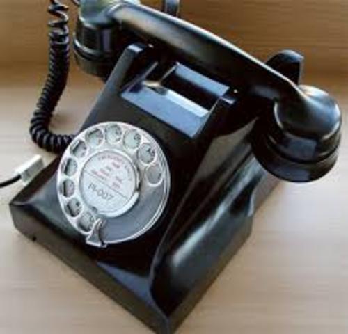 1930s telephone