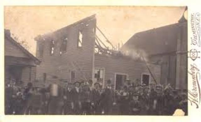 Wilmington NC riot