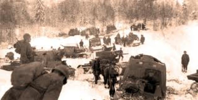 The Soviets Invade Finland
