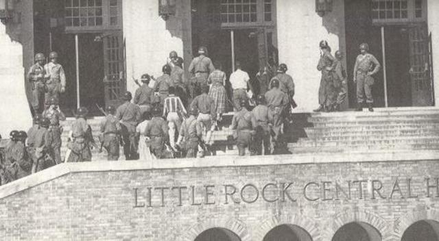 Little Rock School Desegregation