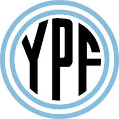 CREACIÓN DE YPF