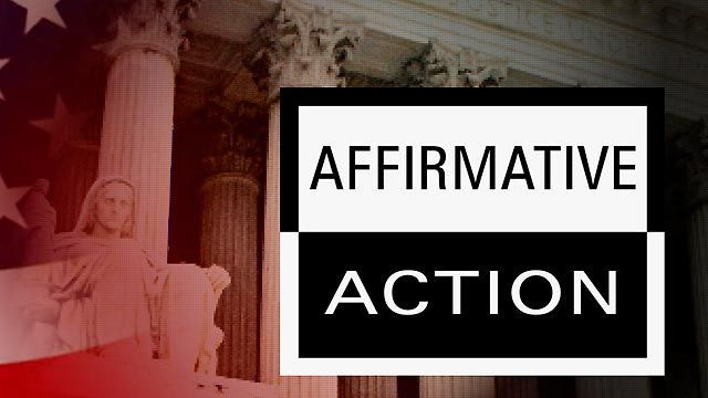 Affirmate Actions