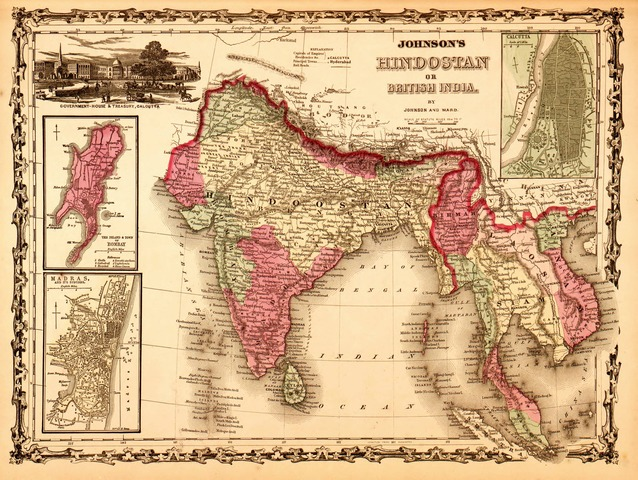 Control of India