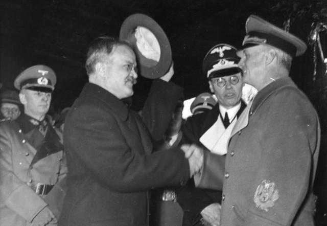 Finland concludes an armistice with the Soviet Union