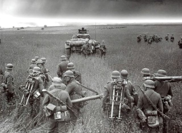 The Soviets launch a new offensive