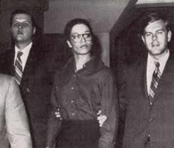 The Arrest of Angela Davis