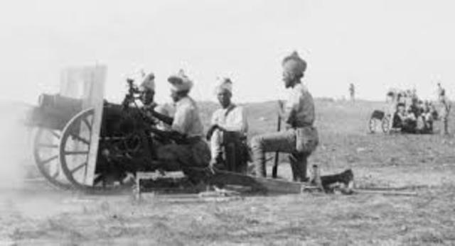 Committed Indian's armed forces to WWI