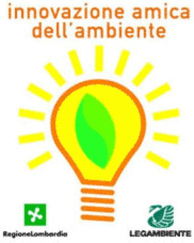 Partecipazione al Premio Innovazione Amica dell'Ambiente