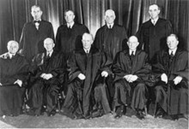 Brown VS Board ( Day of SC Decision)