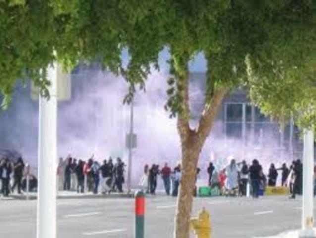 Phoenix, AZ riot