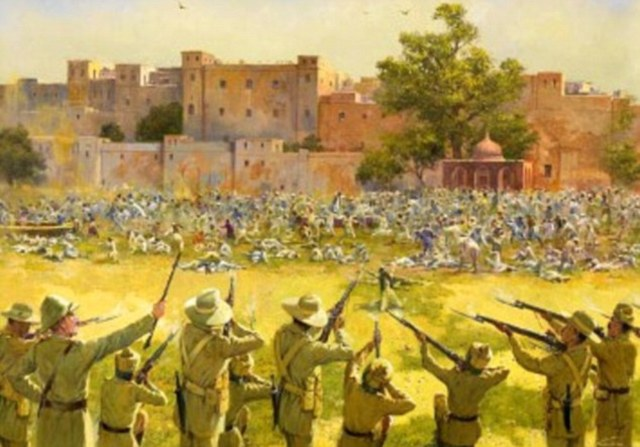 Amritsar Massacre/Jallianwala Bagh Massacre