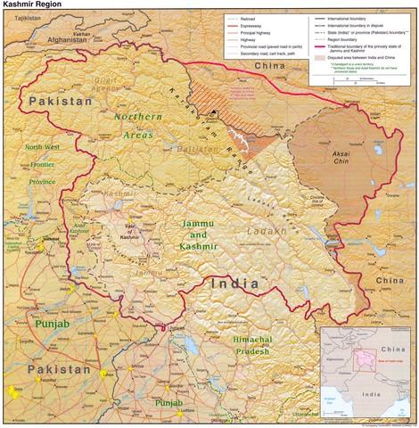 Cease-Fire Over Kashmir