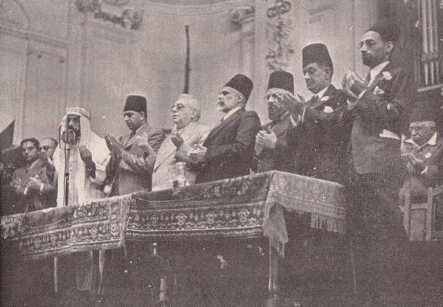 A Rise of Muslim Nationalism