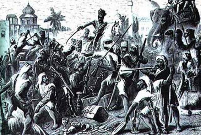 Indian Rebellion