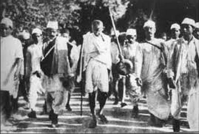 The British Ram the repressive Rowlatt Act through India's Imperial Legislative Council.