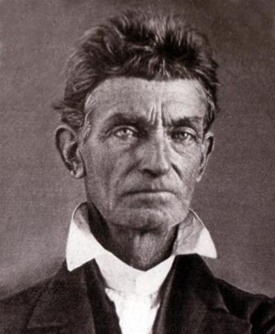 John Brown Raid ( Harpers island)