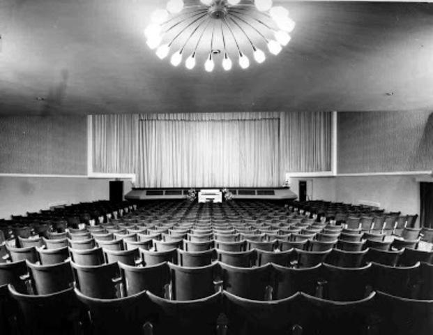 Early cinemas