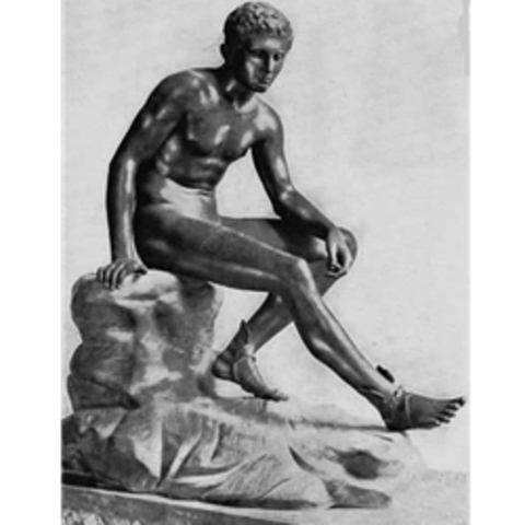 Greece/Rome Geometric Art dates from around 900 - 700 BC