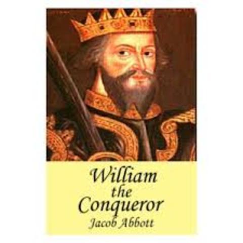 William The Conqeror