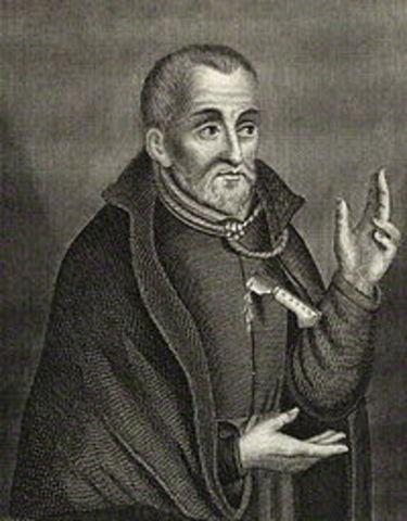 Death of Saint Edmund Campion