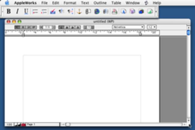 The Apple Writer 1.0