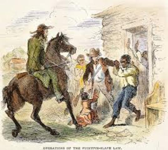 Fugivitve Slave Act