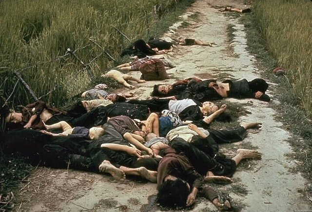 My Lai Massacre Occurs