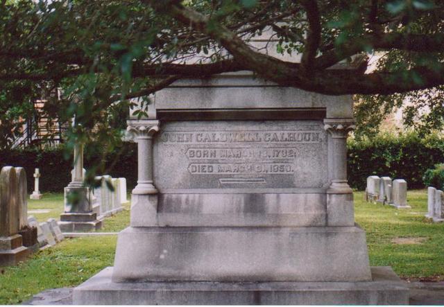 John dies in Charleston