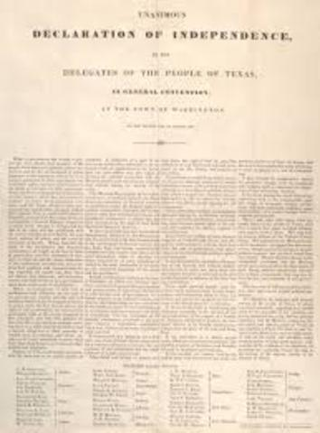 Mexico Creates a Declaration of Independence