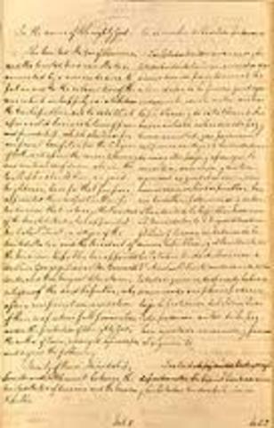 Mexico Texas Peace Treaty