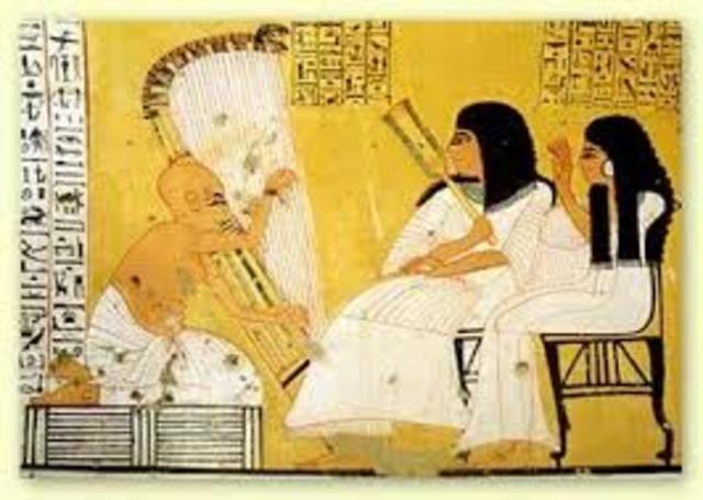Antiguo Egipto y Mesopotamia