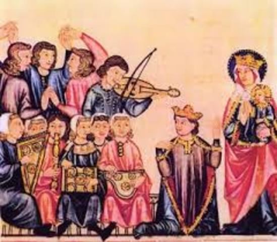 Música renacentista española