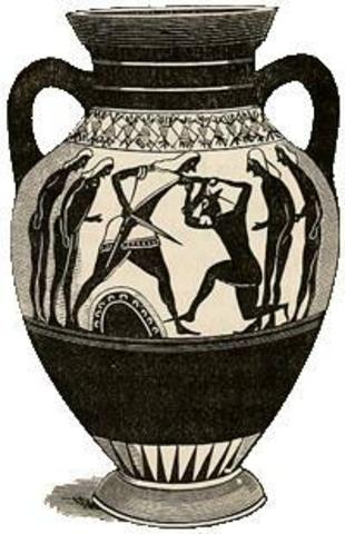 8000 BC