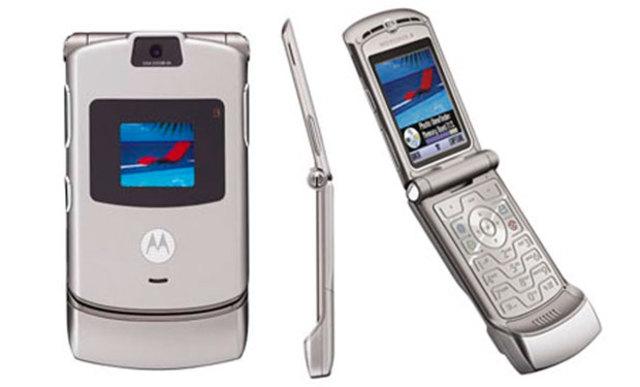 Motorola RAZR V3 (2003)