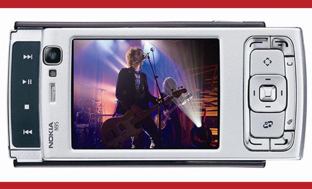 Nokia N95 (2006)