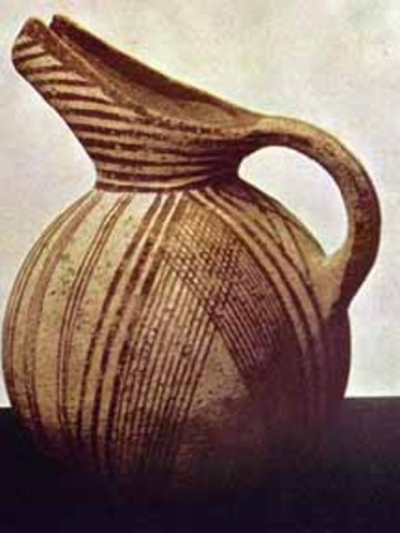 2500 BC