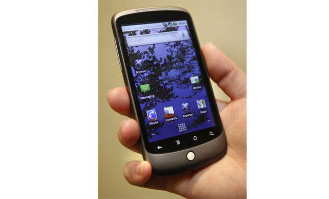 Google Nexus One (2010)