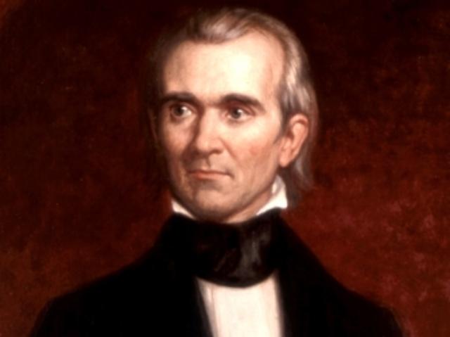 James K. Polk is Elected President