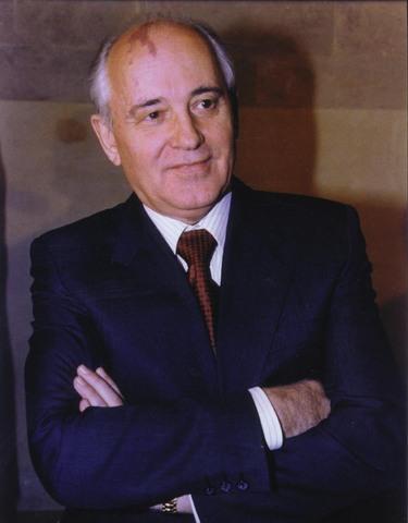 Mikhail Gorbachev comes to power