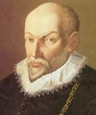 Orlando de Lassus (1532-1594)