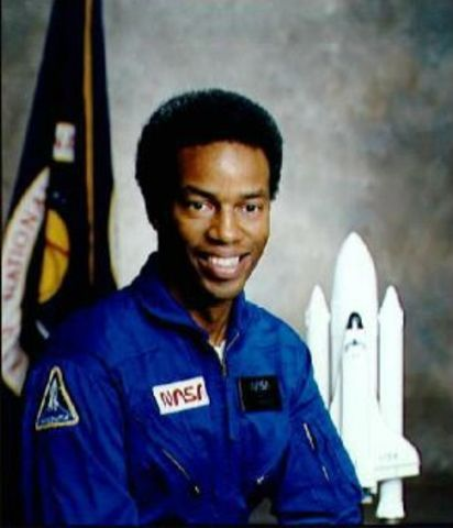 First African American Astronaut