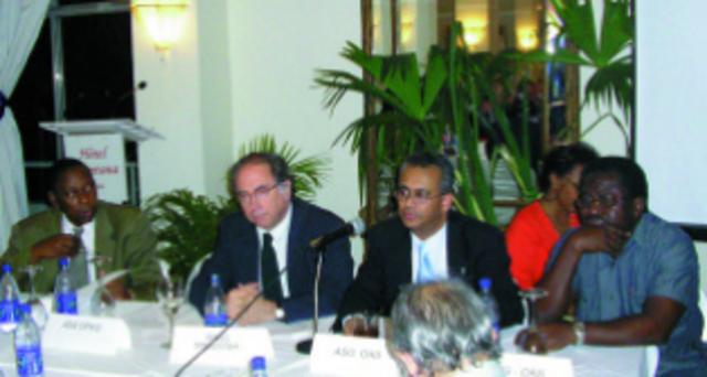 Misión civil de la OEA/ONU en Haití