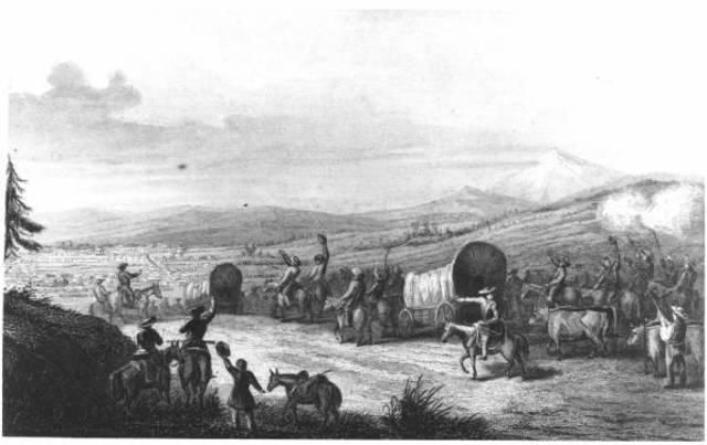 The Santa Fe Trail is Established